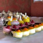 owocowe ciastka z galaretką